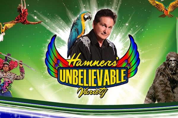 Hamners' Uneblievable Variety Show