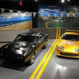 Cars from Fast & The Furious!