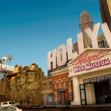 The Wax Museum Entrance