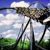WildFire Roller Coaster!