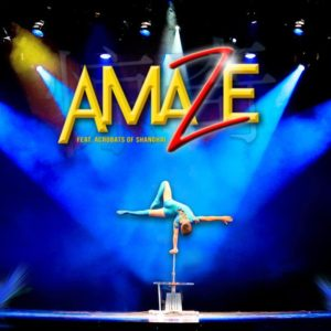 Acrobats of Shanghai Packages