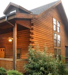 Cabins at Grand Mountain – 1 Bedroom Cabin