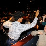 Neal McCoy in the Audience