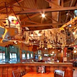 Inside the Outback Restaurant (On-Site)