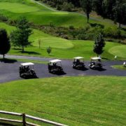 Fully-Equipped Golf Course!