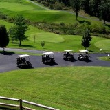 On-Site Golf Course!