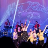 Performing LIVE on Stage in Branson!