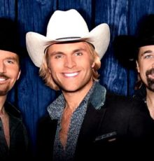 Texas Tenors Package (Tickets + Hotel)!