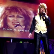As Tina Turner!