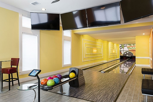 Bowling Alley Mansion