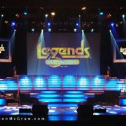 Home to Legends in Concert!