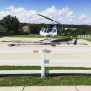 Helicopter Launch Pad